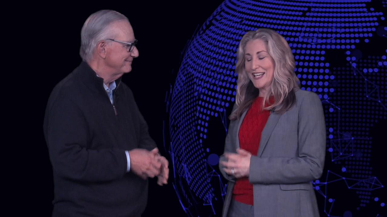 Tom Peters and Tiffani Bova--It's all about the relationships - YouTube
