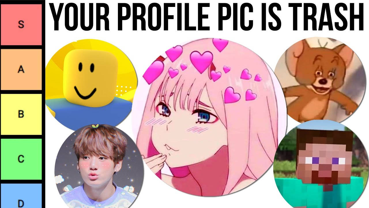 Download Ranking every profile pic based on cringe level...