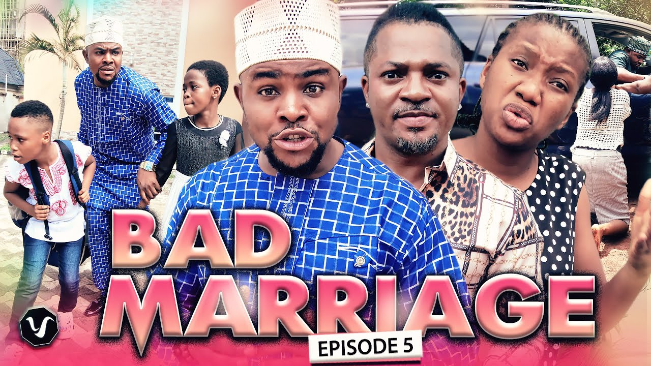 Download BAD MARRIAGE EPISODE 5-TRENDIND HIT MOVIE/2020 LATEST NOLLYWOOD NIGERIAN MOVIE/CHINENYE NNEBE