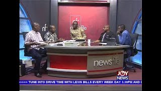 Newsfile Full Discussion - Joy News 14-12-19