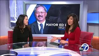 SF Supervisor Katy Tang shares memories of Mayor Ed Lee