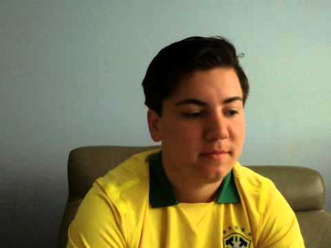 AJ Shopa Video Blog World Cup Injuries