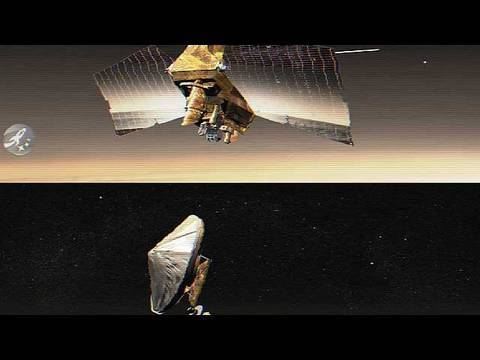 Issues with the Mars Reconnaissance Orbiter - 09.11.09