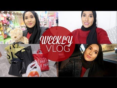 Weekly Vlog: MY LAST VIDEO!| Zeinah Nur