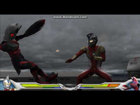 (PPSSPP) Ultraman Fighting Evolution 0 Ultraman Max Vs The Darknes Baltan Hadju