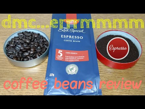 Asda Extra Special Espresso Coffee Beans Review Youtube