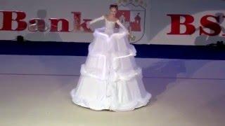 Дарья Стрельцова 2009 г.р., Baby Cup 2015 в Минске - супер-первое место!!!