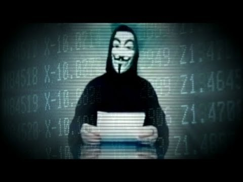 Hacker Group, Anonymous, Hits Federal Reserve