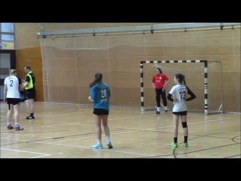 MHV Oberliga wJB - Final4_1.HF_Radeberger SV vs. HC Leipzig (2. Teil)