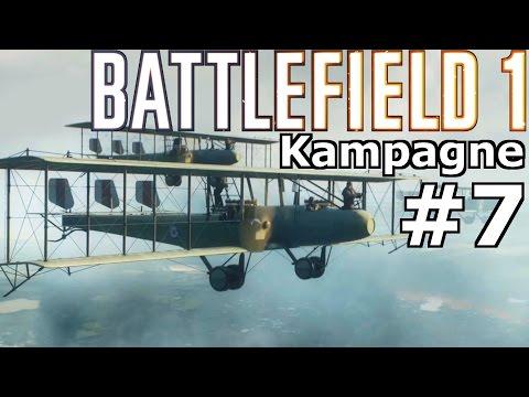 Totaler Krieg – BATTLEFIELD 1 Kampagne Deutsch #7 – Lets Play BF 1 PC Gameplay German