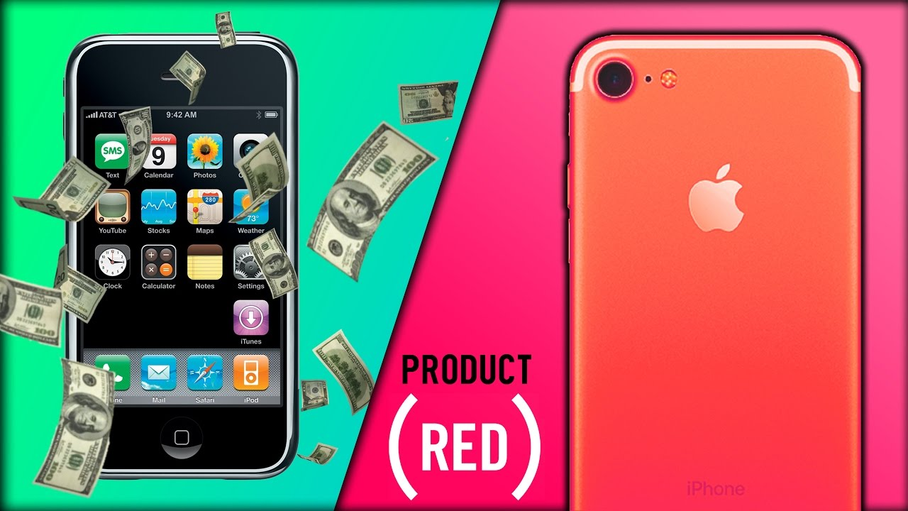 a red iphone 8 your old iphone could make you rich more. Black Bedroom Furniture Sets. Home Design Ideas