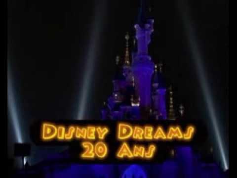 Disney Dreams - Spectacle Des 20 Ans De Disneyland Paris