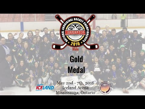 2016 NAHC - Gold Medal - British Columbia vs. North  (Male)