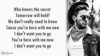 Perfect Strangers - Jonas Blue ft. JP Cooper (Lyrics)