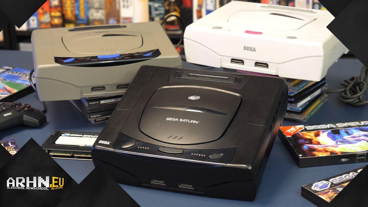 Historia konsoli Sega Saturn -- Time Warp