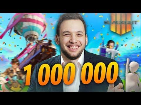 VIDÉO SPÉCIALE 1 000 000 ABONNÉS !