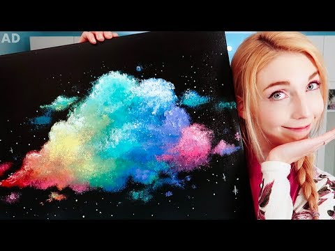 Art for Mental Health - Rainbow Cloud thumbnail