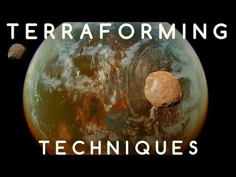 Terraforming Techniques