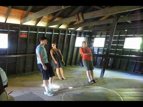 Vortex House In Oregon Youtube