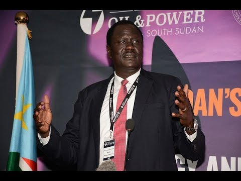 South Sudan Oil & Power Recap