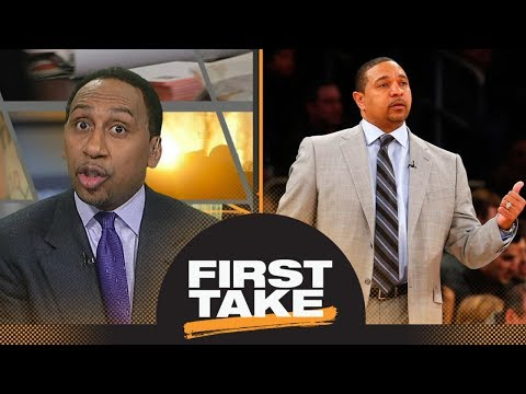 Stephen A.: Knicks 'need to hire Mark Jackson' to replace Jeff Hornacek | First Take | ESPN