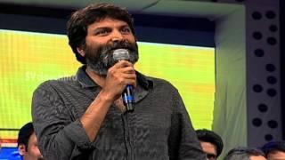 Attarintiki Daredi Movie Audio Launch | Part 17 | Pawan Kalyan | Samantha | Pranitha Subhash | DSP