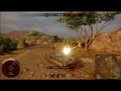World of Tanks Console: Some Nice Scoutruns 6