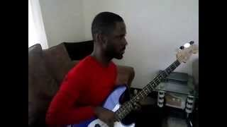 African Bass Craft.....Soukous Bass groove by Etienne mangala
