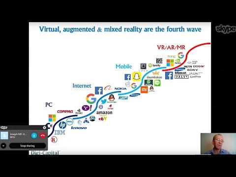 .VR 和 AR 應用的多元化潛力趨勢探討