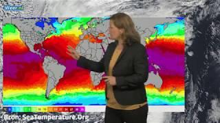 Eerste orkaan van het seizoen in de maak?