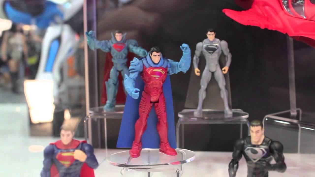 DC Movie Masters Jor-El Man of Steel Superman 2013
