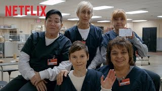 Orange is the New Black | The Farewell Show | Netflix