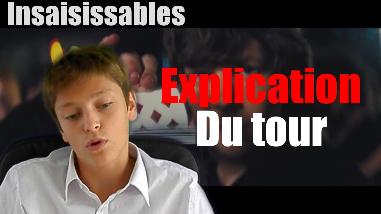 tour de magie insaisissable 7 de carreau explication