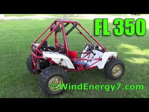 Honda Fl350r For Sale Honda Odyssey Fl 350 Youtube