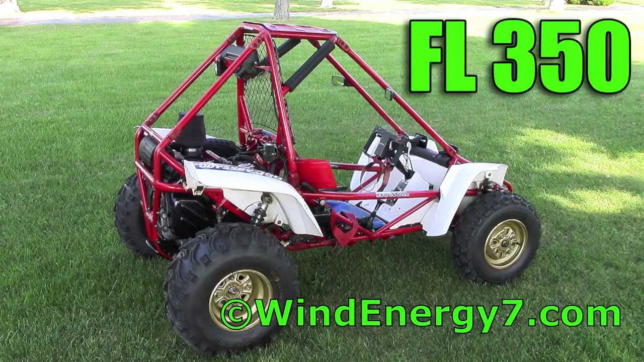 Honda FL350R For Sale Honda Odyssey FL 350   YouTube