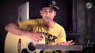 Changing Chords Tips For Beginners - Guitar Lesson in Hindi By VEER KUMAR