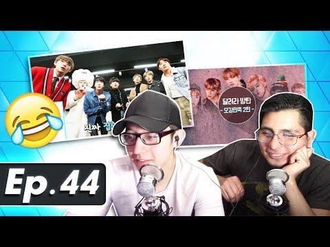 GUYS REACT TO BTS 'Run BTS' Ep. 44