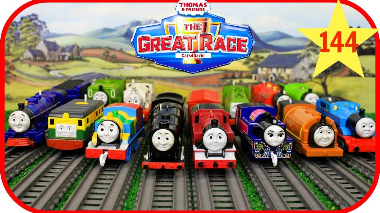 The Great Race Trackmaster Instructions