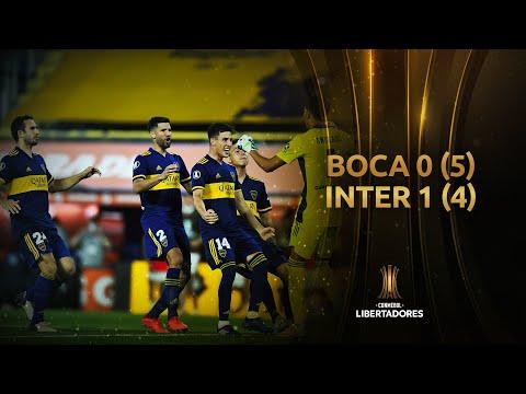 Boca Juniors Internacional Goals And Highlights