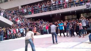 "ICC T20 World Cup 2014 ""theme song"" performed at NSU- North South University"