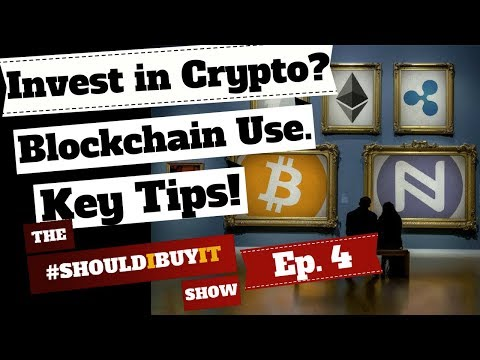 Should You Invest In Cryptocurrencies? Key Tips, Blockchain Basics & Facts!  | #SHOULDIBUYIT 4