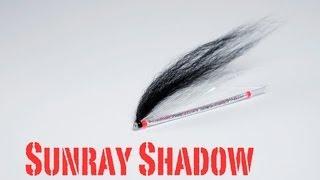 Fly Tying Sunray Shadow Variant