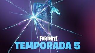 Video de Esperando *NUEVA TEMPORADA 5* Choque de Mundos Teorías!! FORTNITE: Battle Royale | Stratus