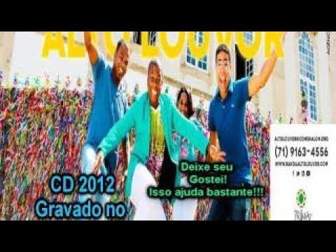 cd da banda alto louvor 2012