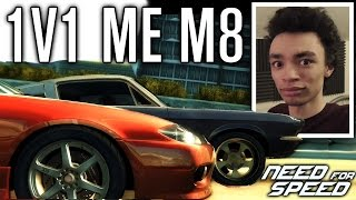 1V1 WITH CAR...MAN | Need for Speed Undercover #6
