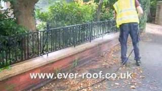 Roof Cleaning in UK, Moss Removal, Roof Coating - RESTORE YOUR OLD ROOF AND SAVE £££