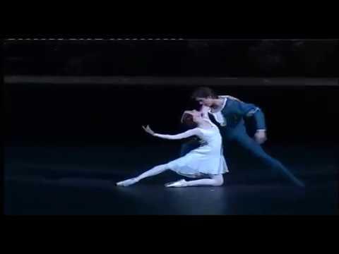 """ROMEO and JULIET""( scenes) with  NINA KAPTSOVA and ARTEM OVCHARENKO"
