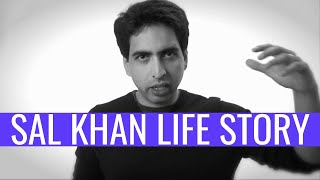 The Man Behind Khanacademy - Salman Amin Khan