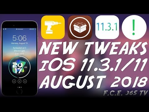 NEW AWESOME CYDIA TWEAKS YOU MUST HAVE (iOS 11.3.1/11.x) August 2018 thumbnail