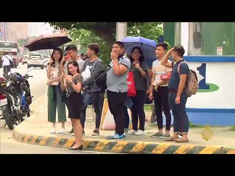 هذا الصباح-رجل مرور فلبيني يؤدي عمله برقصات أكروباتية  - نشر قبل 3 ساعة